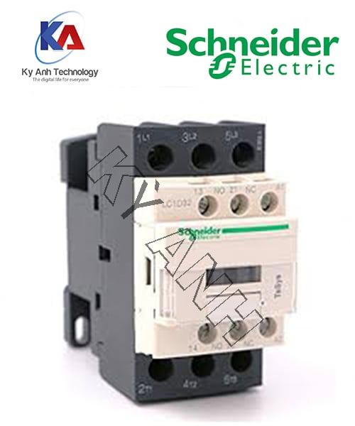 contactor khởi động từ schneider