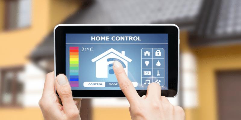 Hệ thống nhà thông minh cho gia đình