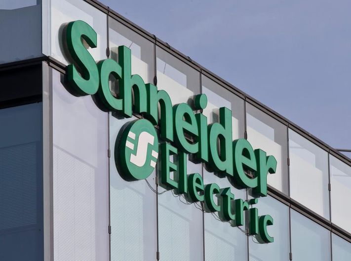 Công ty thiết bị điện Schneider