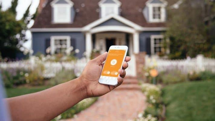 giải pháp nhà thông minh điều khiển bằng điện thoại
