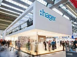 Thiết bị điện Hager