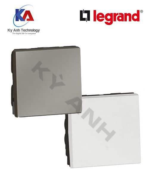 Hạt Ổ công tắc đơn 1 chiều 2M Arteor Legrand.