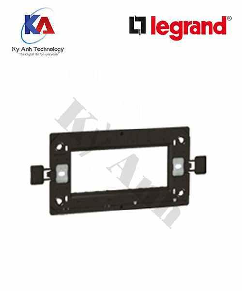 khung đỡ chữ nhật legrand 3 module
